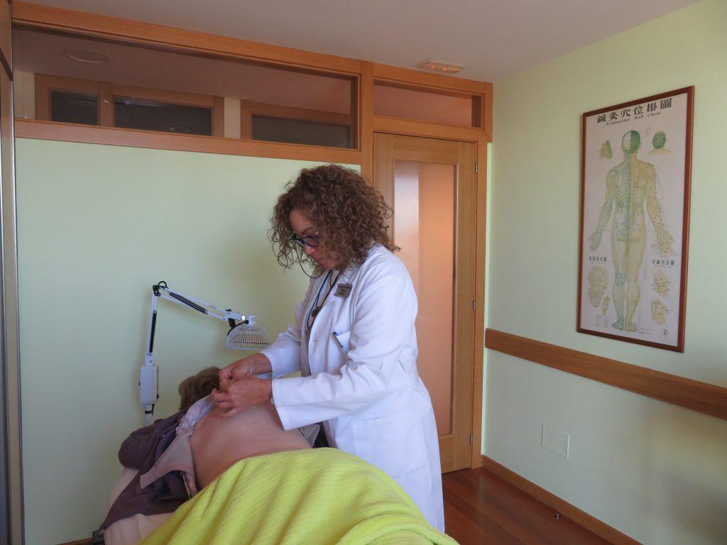 Dra. Deyanira Vladés acupuntura