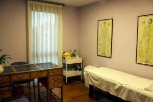 clínica de acupuntura